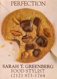 Sarah T Greenberg Food Stylist